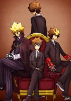 KHR - Skies of the Vongola by Alasse-Tasartir