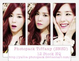 [ Photopack SNSD ] Tiffany - By:Yullia by Yullia-Photopack