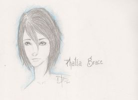 Thalia Grace by JaydeeMe