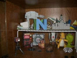 Papercraft Collection 7 by Linkofcamalot