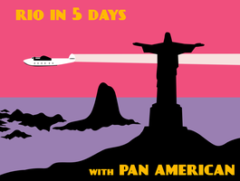 Rio in 5 Days (Vector) by DecoEchoes