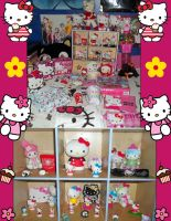 Hello Kitty Collection by Isobel-Theroux