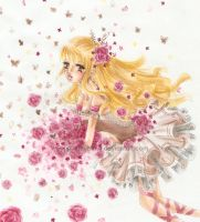 Floral by DiNDiN-HiME