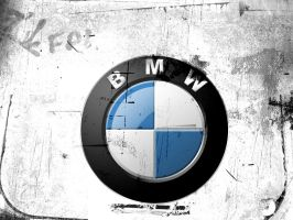 grunge bmw by Exerstine
