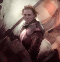 Thomas W. Hiddleston by kuakugava