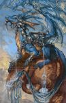 2015 Zodiac Dragons - Aquarius by The-SixthLeafClover