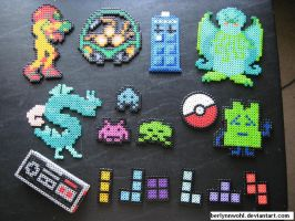 Miscellaneous Perler 1 by berlynnwohl