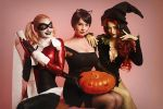 Halloween Gotham Ladies by shproton