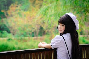 Tomoyo solo - 06 by MissAnsa
