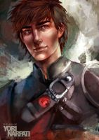 Hiccup - HTTYD 2 by YoriNarpati