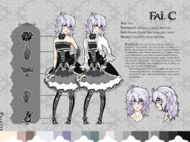 FAI.C :: Reference Sheet by UnderworldPP