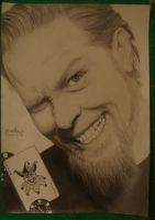 James Hetfield by BartekLauri