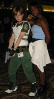 Cosplay Check:  Resident Evil by Rhythm-Wily