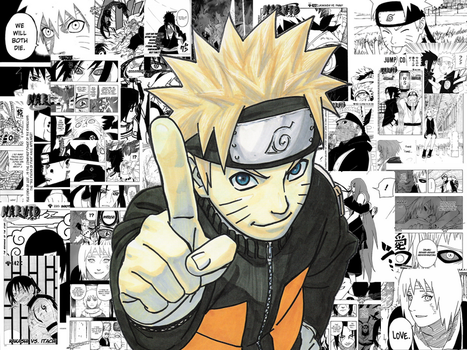 Naruto's number one by Ringosuccess