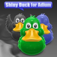 Shiny Duck for Adium by Chozo-MJ