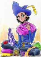 Clopin Sewing by Mistress-D