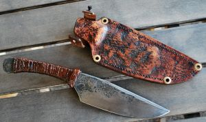A.S. Primal Bowie Sheath by Obsidian-Sun