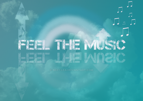 Feel The Music by Bexy-Lea