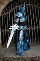 Lich King Lucca 2009 by DDark79