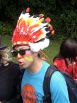 hipster headdress by imyaranaikaplz