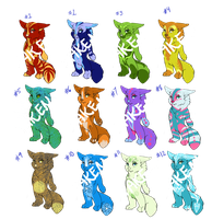 SheWolf Adopts 2.00 by ElysianImagery