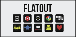FlatOut Icons by kgill77