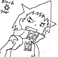 Black Star! by Gigiluv11