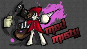 Mad-Misty by rorycon