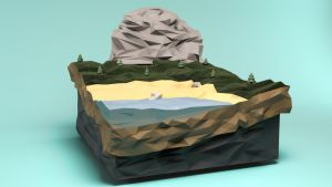 LowPoly World by srinboden