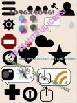 50 icons set 4096x4096 (commercial use!) by jomy10