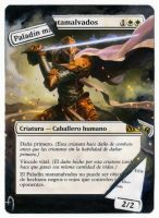 Fiendslayer Paladin by AltAttack