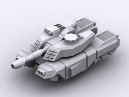 Hovering Grizly Tank by FF-Design