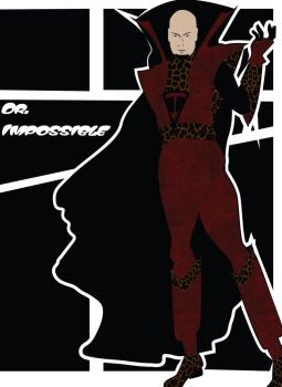 Costume Design: Soon I Will Be Invincible: Dr. I by phantomonex