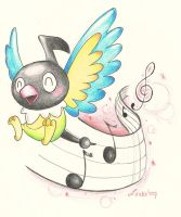 Chatot by KayaaXx