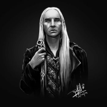 All Hail! THRANDUIL! by tyno2