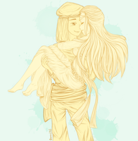 Request: Stephano and Stephanie by Boro235
