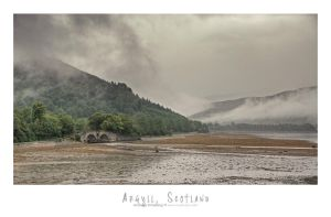Argyll, Scotland by Stridsberg