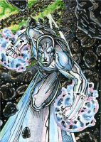 Silver Surfer ATC Colors by DKuang