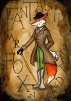 Fantastic Mr Fox by FoxInShadow