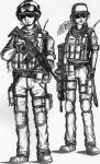 BF 3 US Assault class by ThomChen114