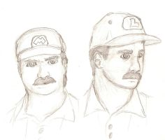 Ultimate Mario Bros. by NCredibleCarl