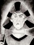 Judge Claude Frollo by SirLordAshram