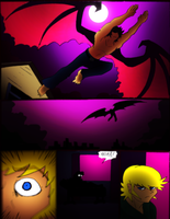 Rise of The Devilman- 133- Go, Akira by NickinAmerica