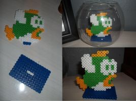 Stand-Up Cheep Cheep Perler by Libbyseay