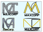 MAxCorp-logo Concepts by Yan-Ik
