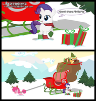 Little Helpers by Foxy-Noxy
