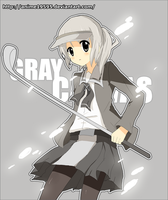 Canvas Ranger: Gray? by AniMe19595