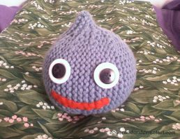 Knitted Slime by collarander