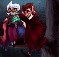 Vampire Kids by SIIINS