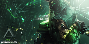 Green Hunter by FkN-ProVocation